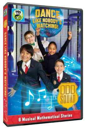 """Odd Squad: Dance Like Nobody Is Watching"""