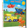 WordWorld Planes Trains and Trucks