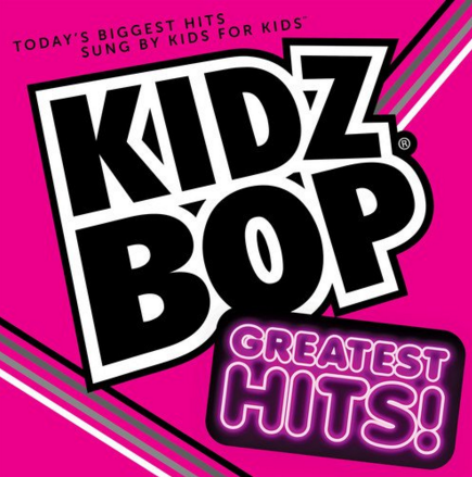 Kidz Bop Greatest Hits CD #KidzBop