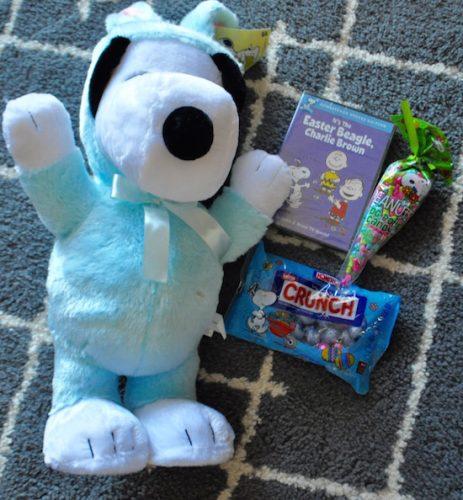 peanuts easter beagle 1