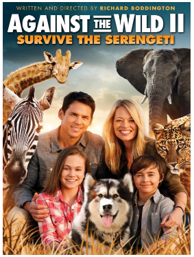 """Against the Wild 2: Survive the Serengeti"""