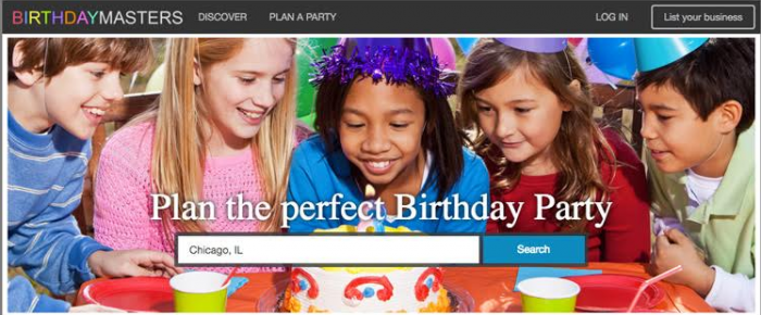 Plan Your Child's Birthday Party in Chicagoland With Ease!