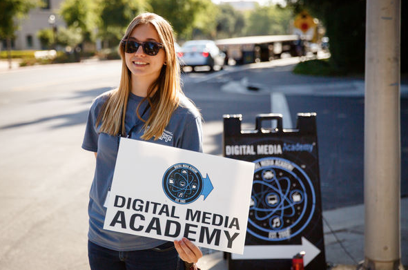Don't Miss Signing Up For Digital Media Academy Camps @DMA_org #createthenext