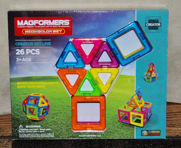 magformers neon 1