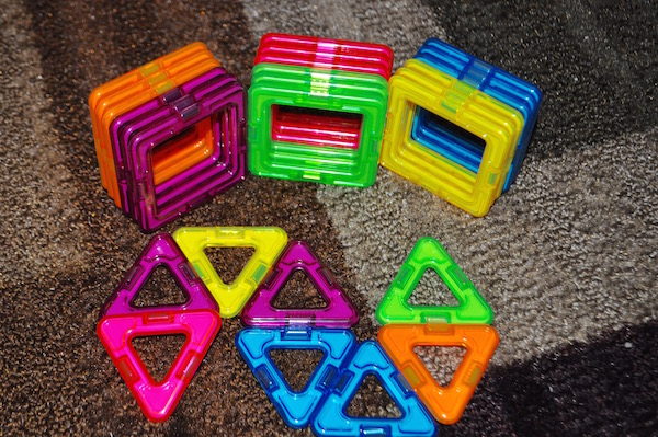 magformers neon 2