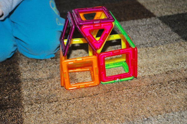 magformers neon 7