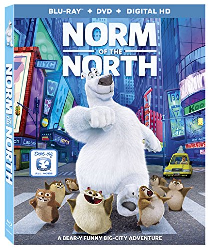 """Norm of the North"" is Definitely a ""Bear-y Funny Big-City Adventure"""