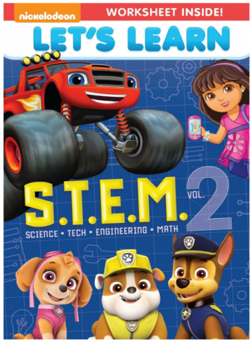 """DVD """"Let's Learn: S.T.E.M. Vol. 2"""""""