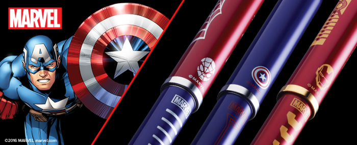 How are you honoring the Superhero Dad in your life this Father's day? #SuperPen #Writegift