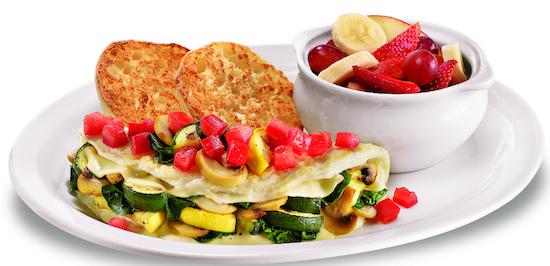fit fare omelette