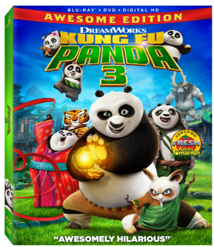 """Kung Fu Panda 3"" #PandaInsiders #KungFuPanda3 @FoxHomeEnt @FHEInsiders"
