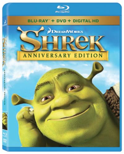 shrek anniversary