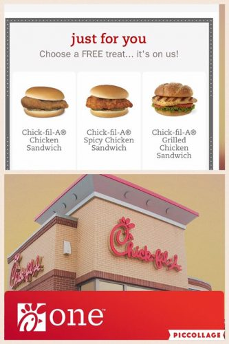 Get a Free Chick-fil-A Sandwich & Check Out Their Awesome App! #chickfilamoms
