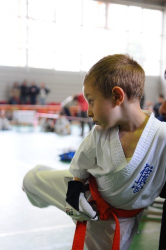 Why moms should make their kids learn Martial arts