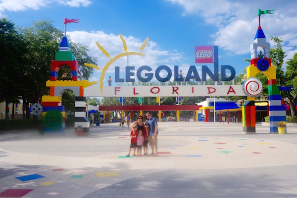 Our Trip to LEGOLAND® Florida Theme Park #builtforkids #LEGOLANDFL