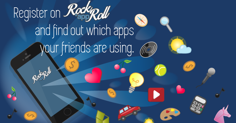 Internet República launches Rock App Roll, the first social media platform to discover new apps