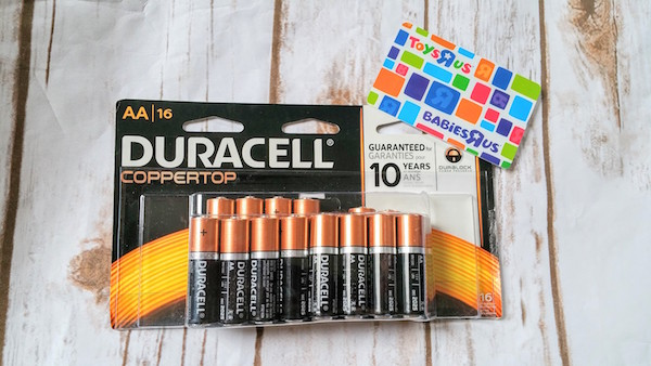 toys r us duracell