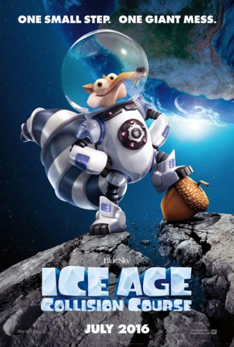 """""""Ice Age: Collision Course"""" Arrives July 22nd & Trailer #IceAge #CollisionCourse"""
