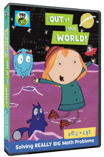 PEG CAT OUT OF THIS WORLD