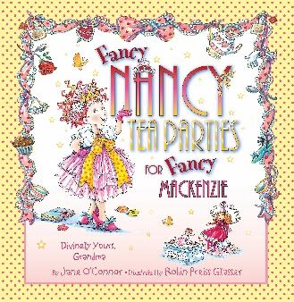 Fancy Nancy Virtual Tea Party!