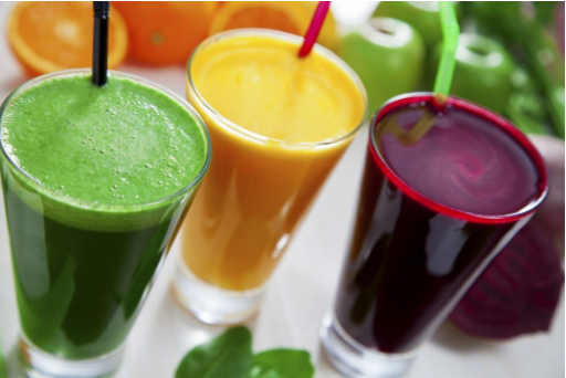 Three Smoothie Recipes That Give a Burst of Energy & Nutrients