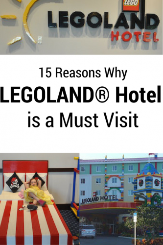 15 Reasons Why LEGOLAND® Hotel is a Must Visit #builtforkids #LEGOLANDFL