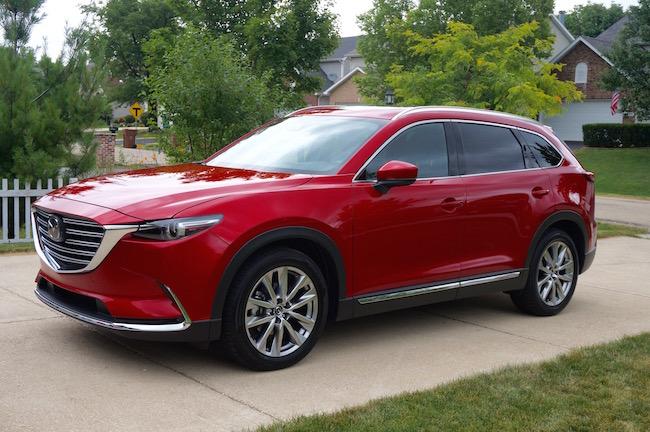 2016 Mazda CX-9 Car Review @DriveShopUSA @MazdaUSA