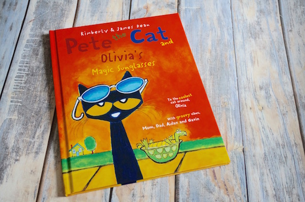 pete cat book 1