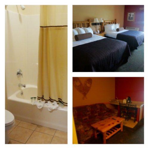 wilderness resort rooms
