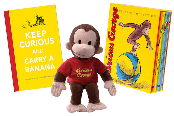 Happy 75th Birthday Curious George #GetCurious