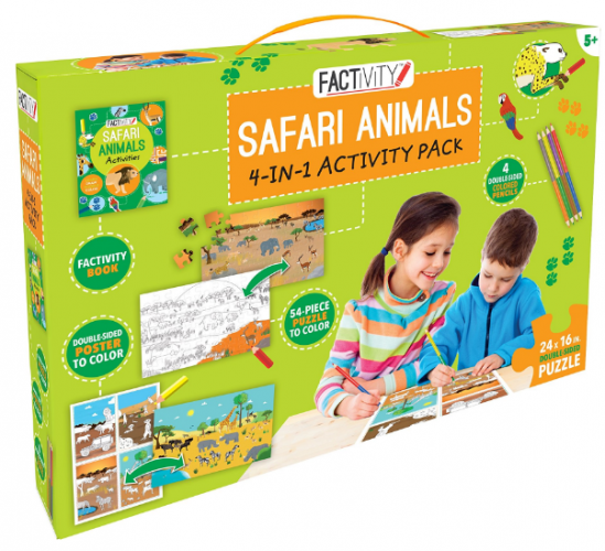 Factivity Safari Animals