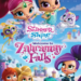 Shimmer And Shine Welcome To Zahramay Falls