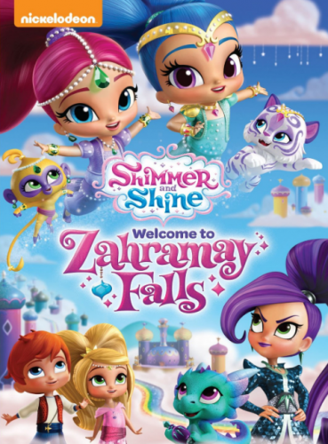 """Shimmer And Shine: Welcome To Zahramay Falls"""