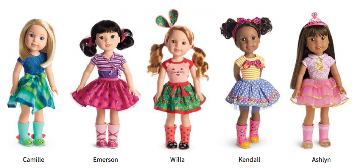 American Girl WellieWishers Have Arrived & They Are Adorable! #WellieWishers