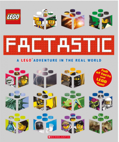lego factastic book