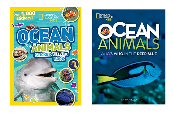 "National Geographic Kids Books ""Dive Into Summer"" @NGKidsBks"