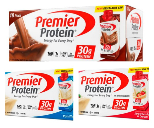 Get 30g of Protein in a Premier Protein Shake & Save at Costco