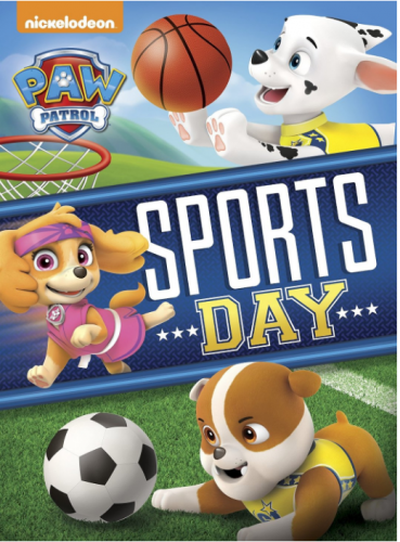 """Paw Patrol: Sports Day"""