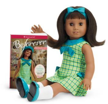 American Girl's New BeForever Character – Meet Melody Ellison