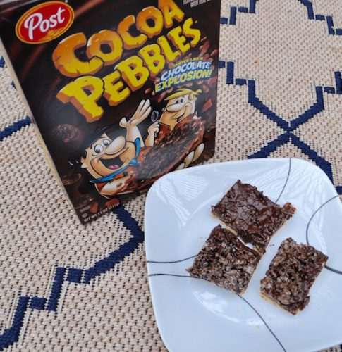 Fruity and Cocoa Pebbles Cereals Guitar, Recipes and Mobile Tour! #PebblesPlay