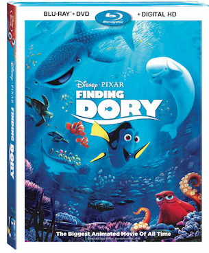 "Finding ""Disney•Pixar's Finding Dory"" Movie Easter Eggs Video"