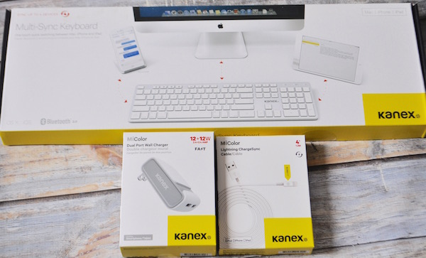 Powering and Running Your Tech Thanks to Kanex