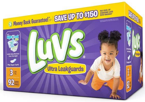 Save on Luvs, The Official Diaper #spon #SharetheLuv @Luvs