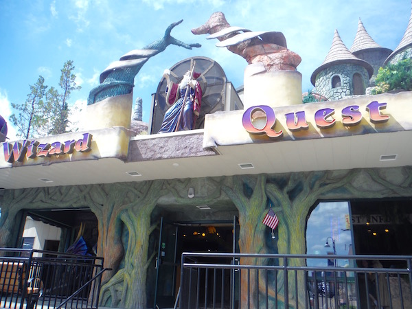 Wizard Quest Review {Wisconsin Dells} #wizardquest #wisdells
