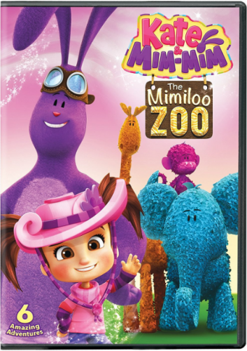 """""""Kate & Mim-Mim: The Mimiloo Zoo"""""""