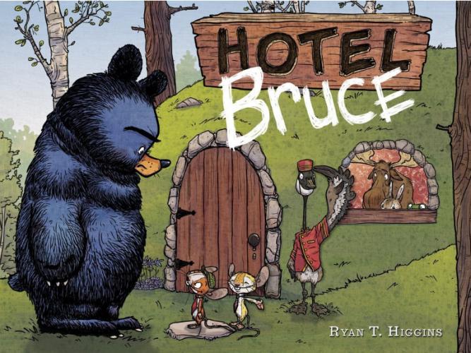 """""""Hotel Bruce"""" #HotelBruce"""