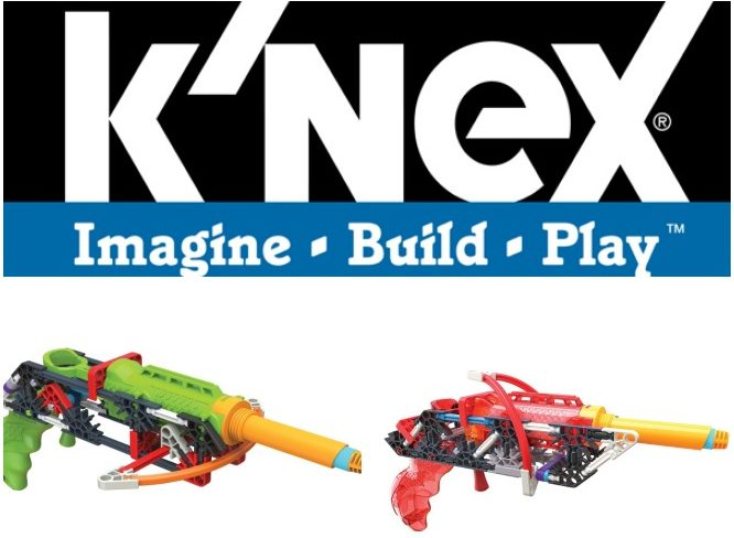 K-FORCE Building Set Fun With K'NEX #KNEX