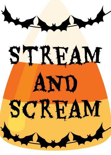 Stream and Scream This Month @Netflix #StreamTeam