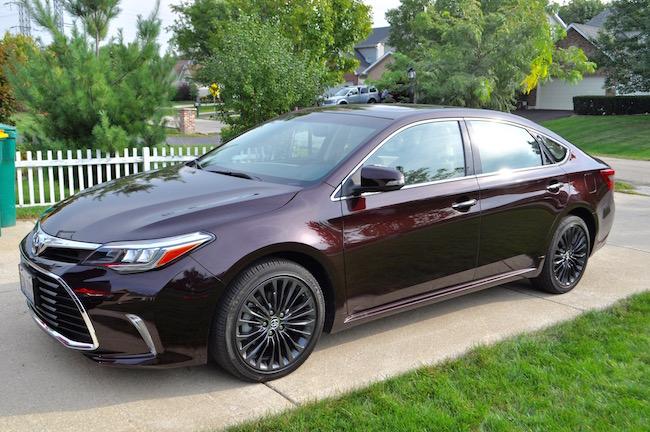 2016 Toyota Avalon {Car Review} @DriveShopUSA @Toyota #Toyota