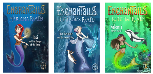 enchantails-books